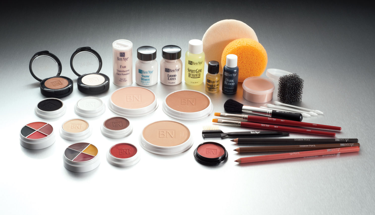 Professional Stage Makeup Set