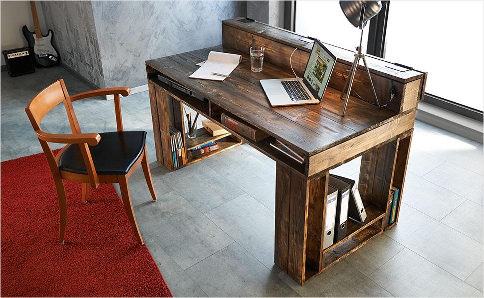 Оригинальный моддинг компьютера в журнальном столике