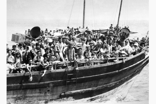Image result for jewish refugees on boat