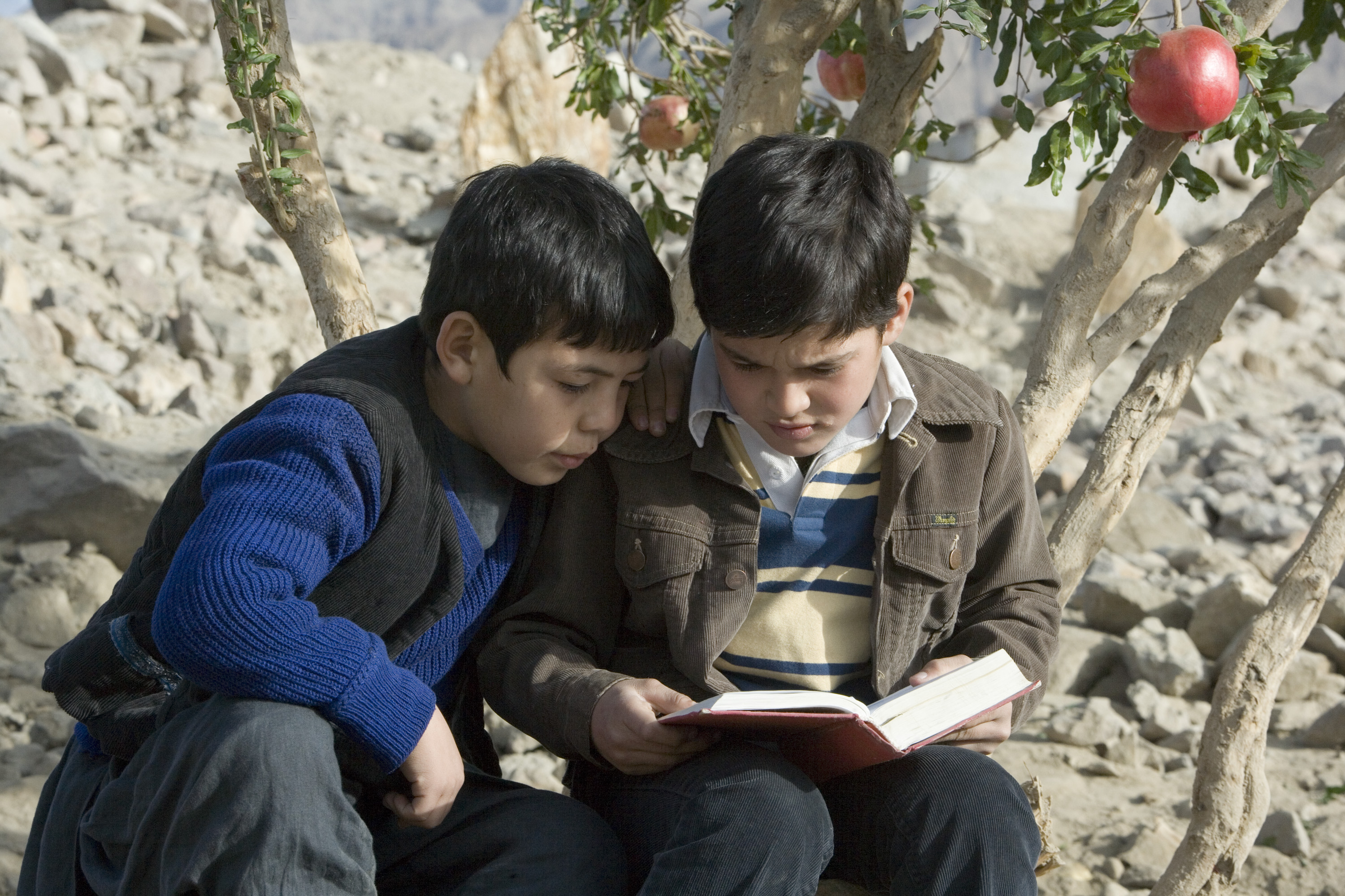 the kite runner on