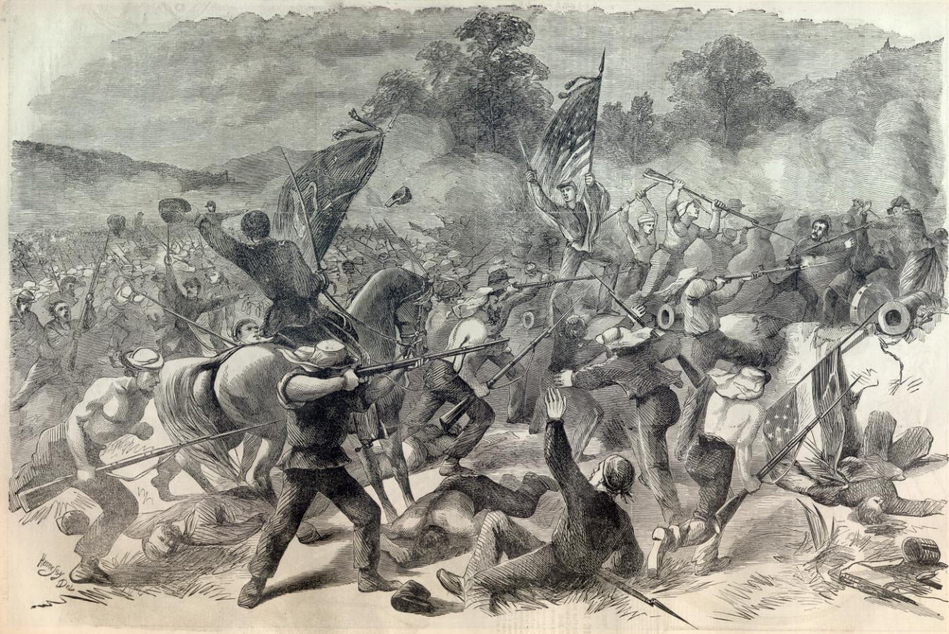 an overview of the history and the first battle of bull run Bull run was the first major battle of the american civil war and the area also saw the second battle the history learning site, 25 mar 2015 12 oct 2018.