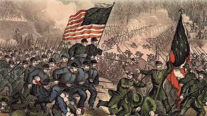 an analysis of the civil war battle at bull run The first battle of bull run (or first manassas) was considered a defeat for the union, and it destroyed any hope that the war would be short and easy.