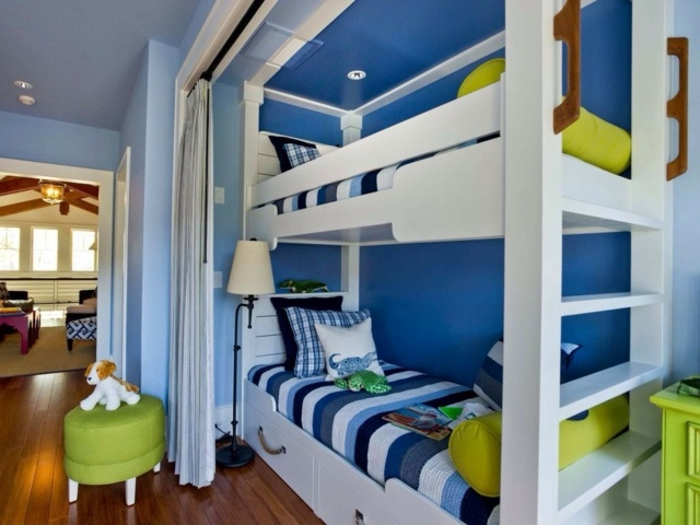 Chambre Pour Garcon. Awesome Lit Bb Design Pour La Chambre With ...