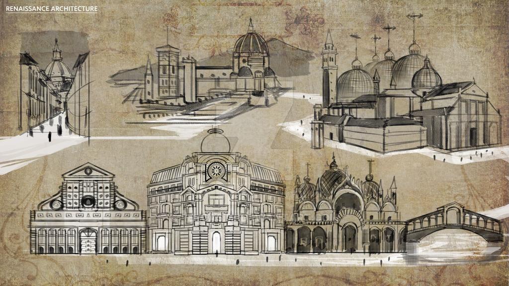 art history architecture renaissance