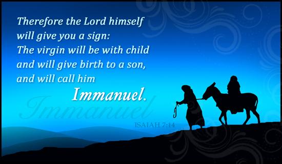 Immanuel Jesus