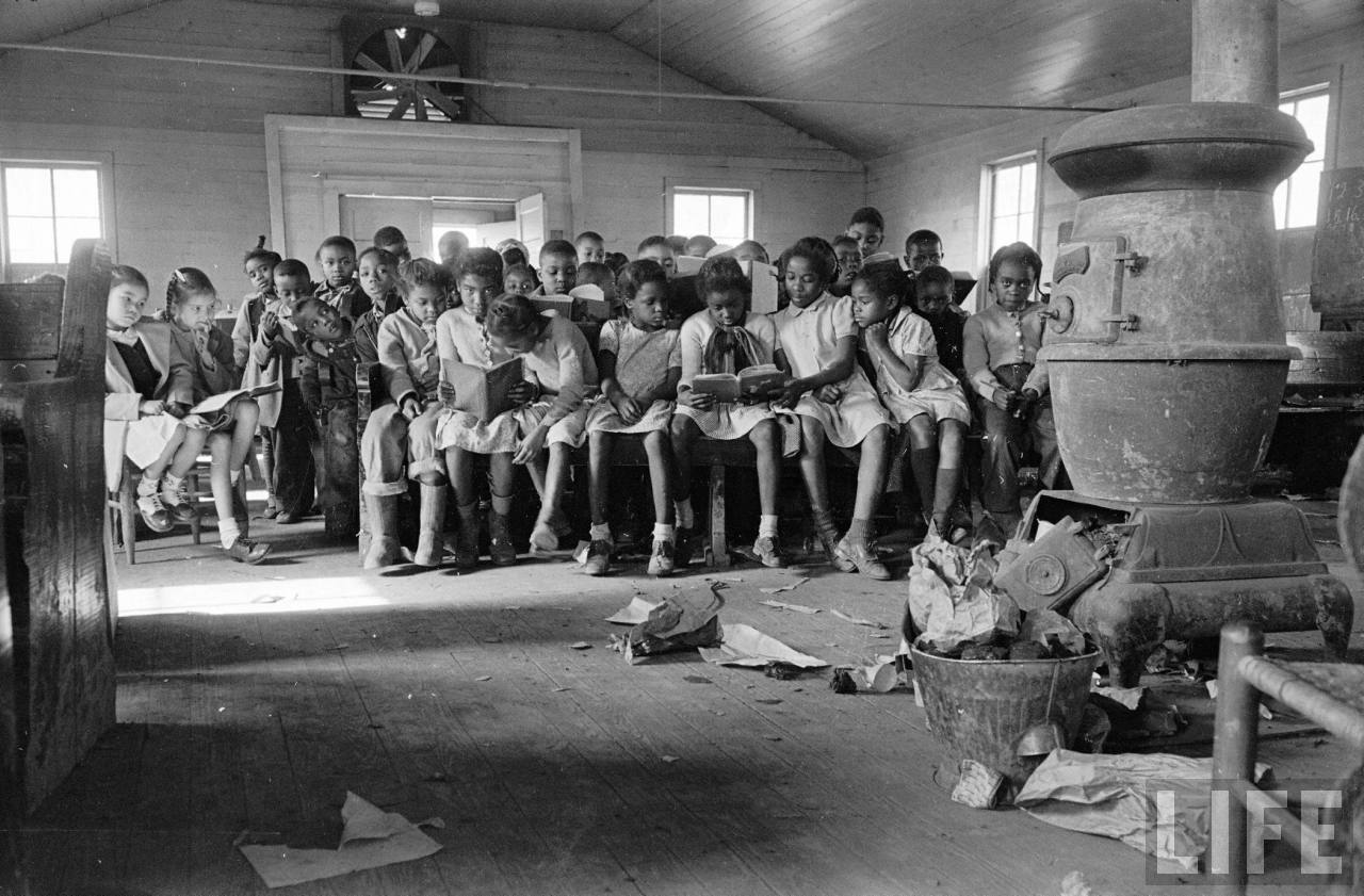 segregated schools 1950s - HD1280×841