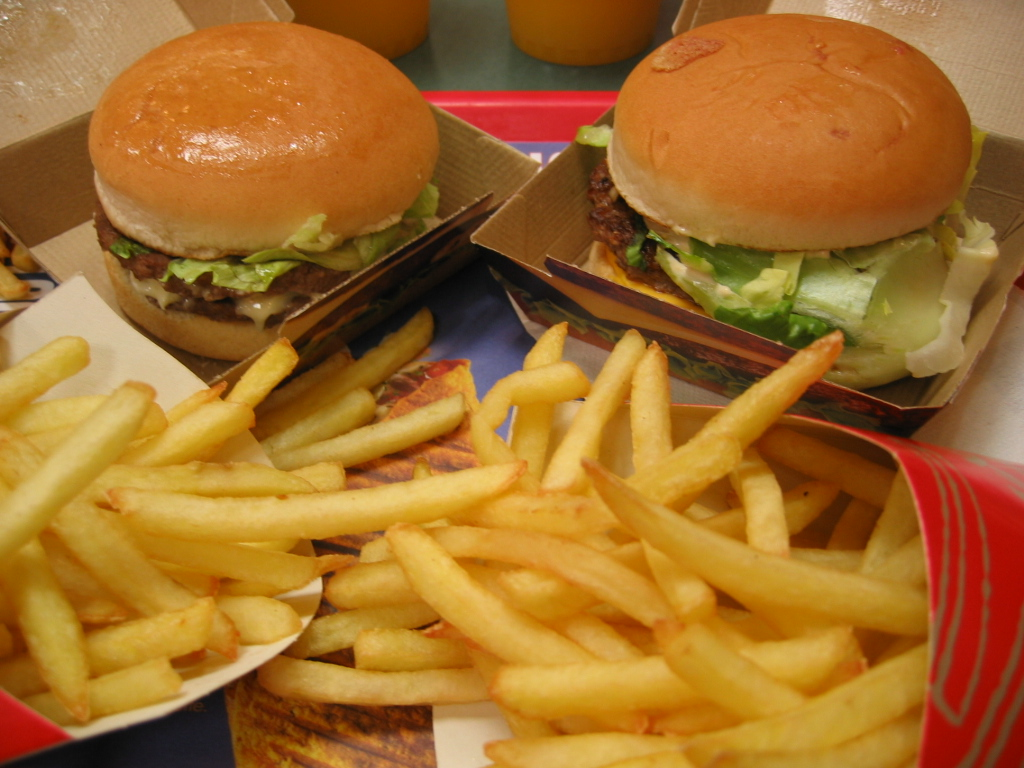 French Fast Food on emaze