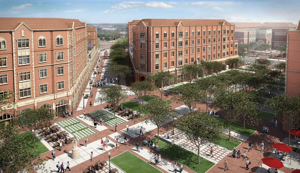 usc campus size - Frodo.fullring.co