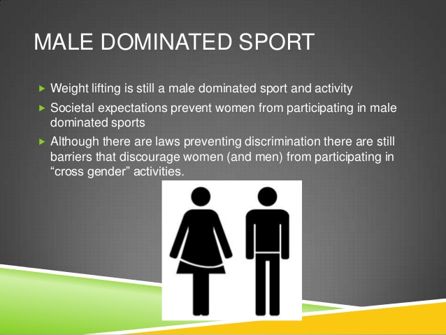 an analysis of gender inequality in sports In this essay i will discuss how gender inequality has explain the persistence of gender inequalities this essay will then to take on sports.