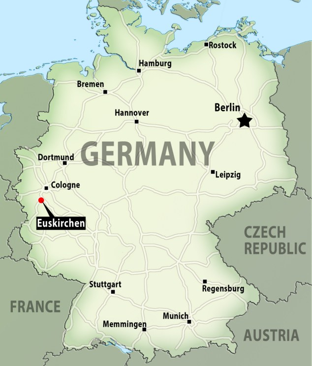 Map Of Germany During World War II. Map. free download images ...