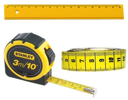 Resultado de imagen de instrumentos de medida de longitud