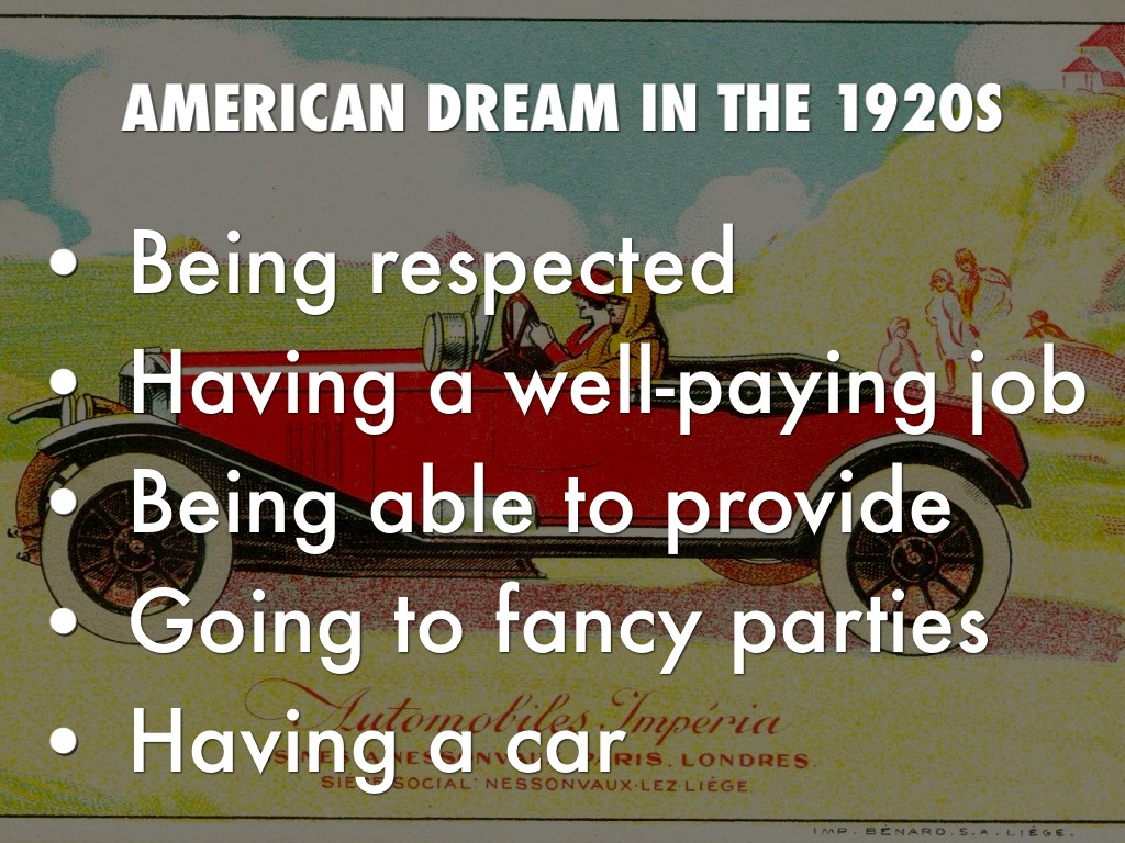 interpretations of the american dream life Study your dream interpretations with dream dictionary: african american in of african american in dreams and unlock the truth behind your personal life.