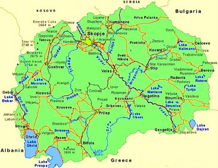 Cartina Slovenia Pdf.Presentation Name