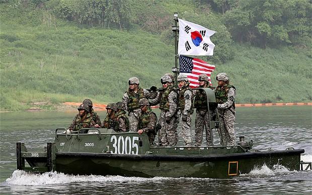 korean war research paper