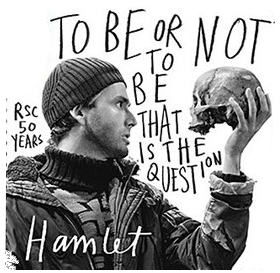 Image result for to be or not to be hamlet