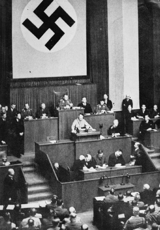 an examination of the enabling act of adolf hitler