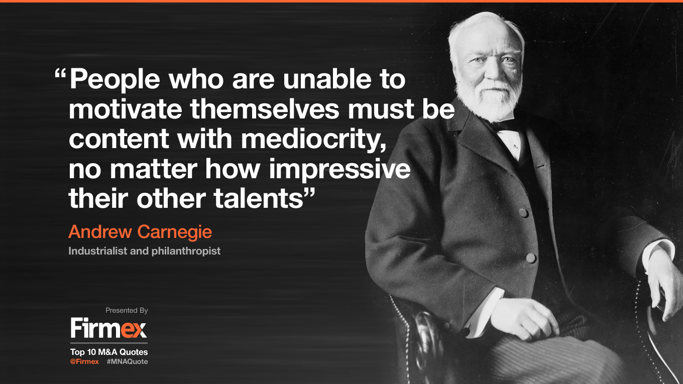 The Art Of The Deal Quotes Top 70 Most Inspiring Andrew Carnegie Quotesquotesurf