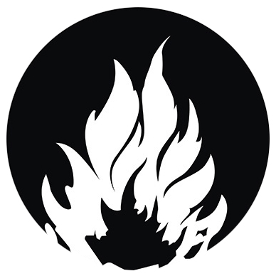 Dauntless Symbol The Flame Represents A Burning Pion Of Courage And Bravery It Also Some Things Will Help You Over Come