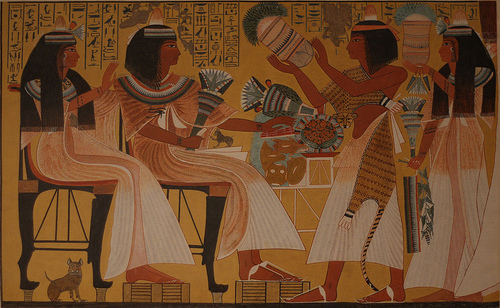 daily life in ancient egypt - Khafre