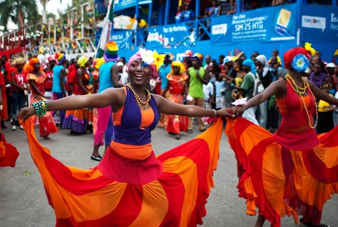 Image result for religious dance haiti