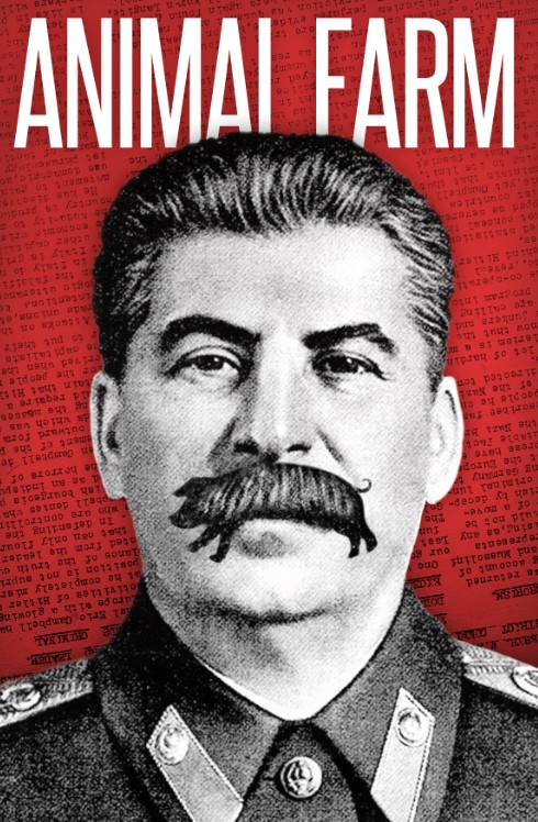 animal farm napoleon stalin In this story, joseph stalin is symbolized by napoleon on the animal farm napoleon disagrees and argues with snowball for all matters.