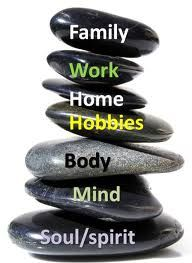 Image result for habit 3 first things first rocks