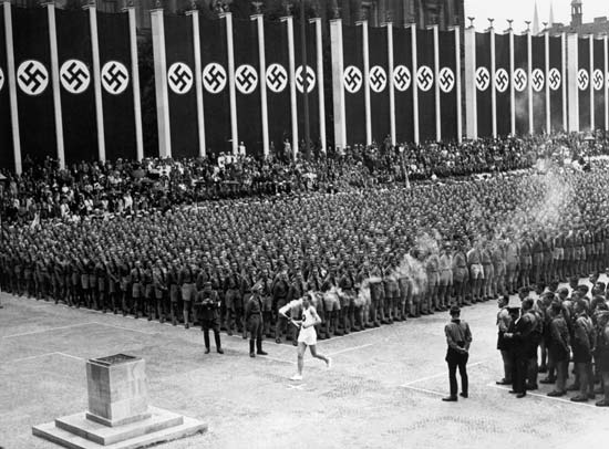 Nazi- Racism: Hitler's Beliefs and the 1936 Summer Olympics on emaze