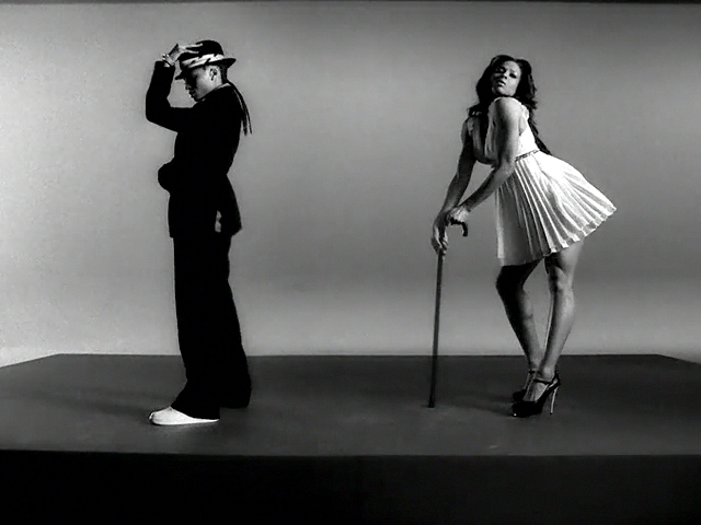 How do you prefer females to be presented in music videos?