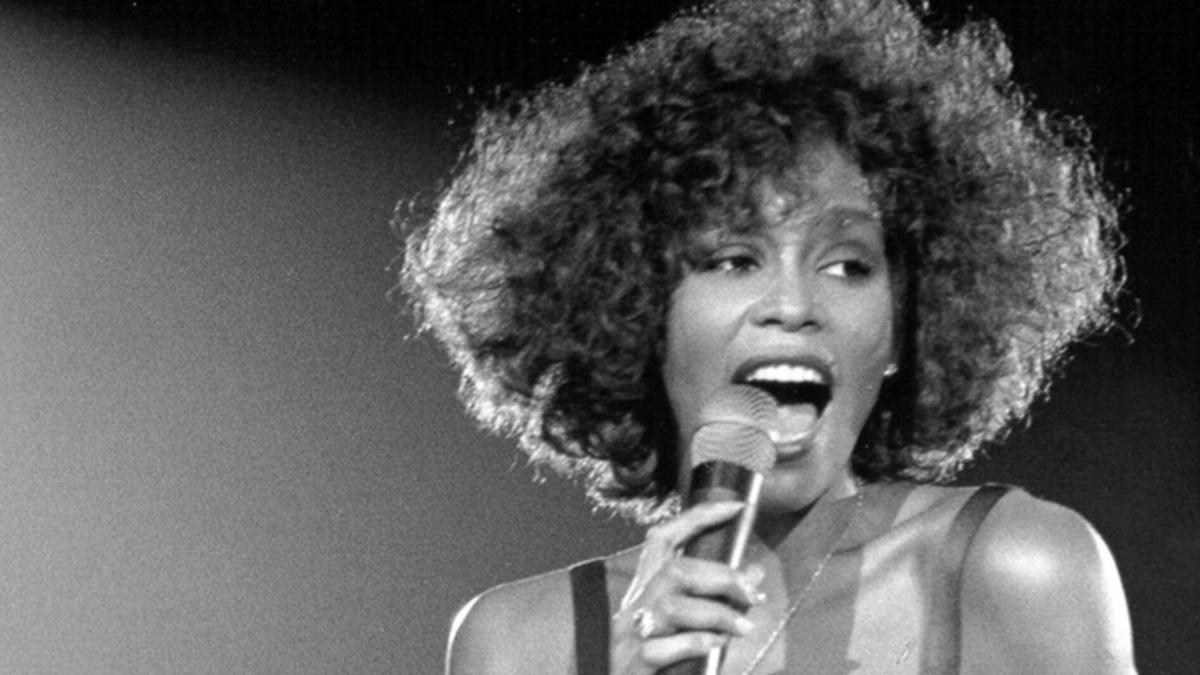 . Whitney Houston