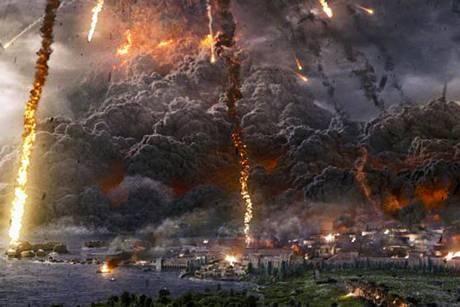 79 AD Pompeii Mount Vesuvius