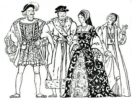gender roles during the elizabethan era