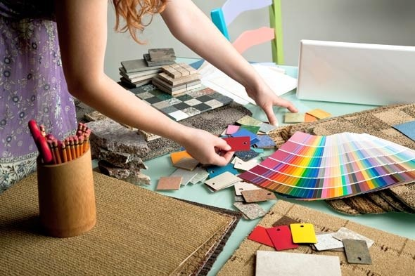 interior decorator by summer boulton - How To Become An Interior Decorator