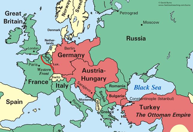 Untitled - Berlin map 1914