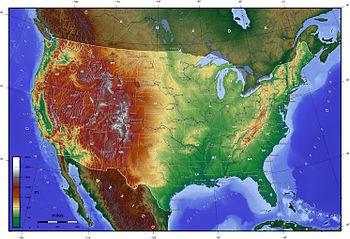 Stati Uniti Cartina Fisica E Politica.Stati Uniti D America Lessons Blendspace