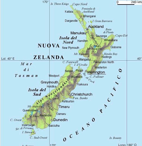 Cartina Nuova Zelanda.Wellington By Alessia Favero On Emaze
