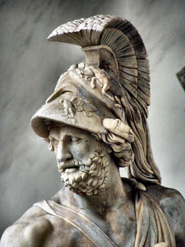 Resultat d'imatges de menelao rey de esparta