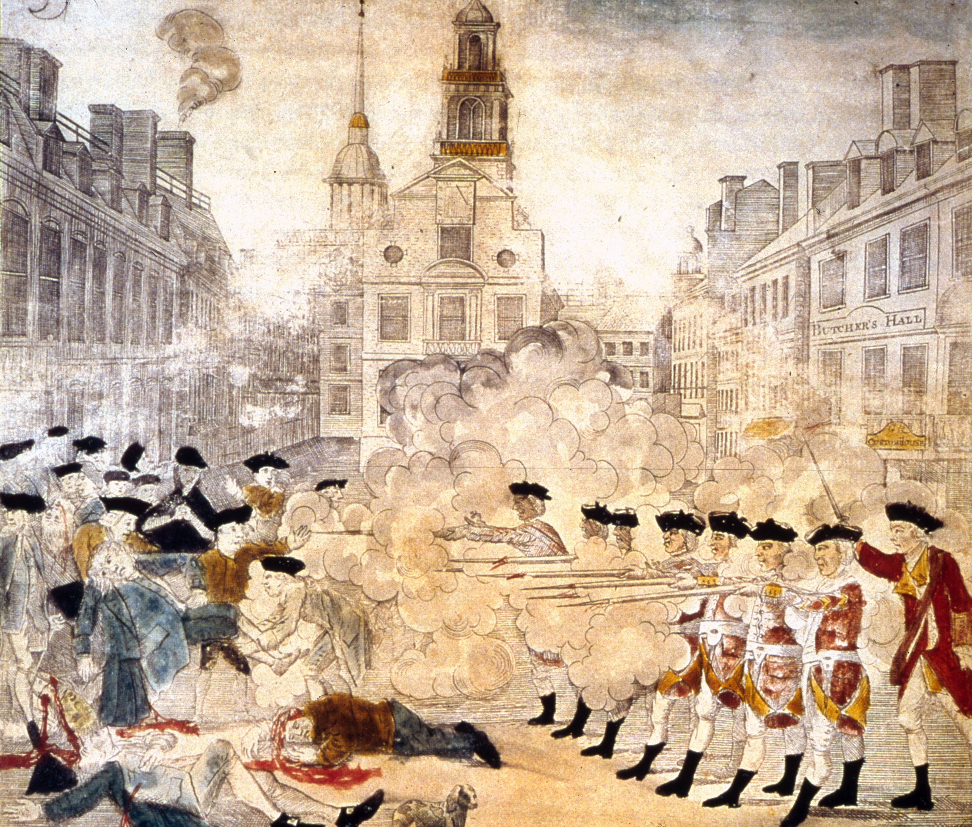events leading up to the american List of 10 key events of the american revolution and their a chain of events that directly led to the american war to give up its north american.