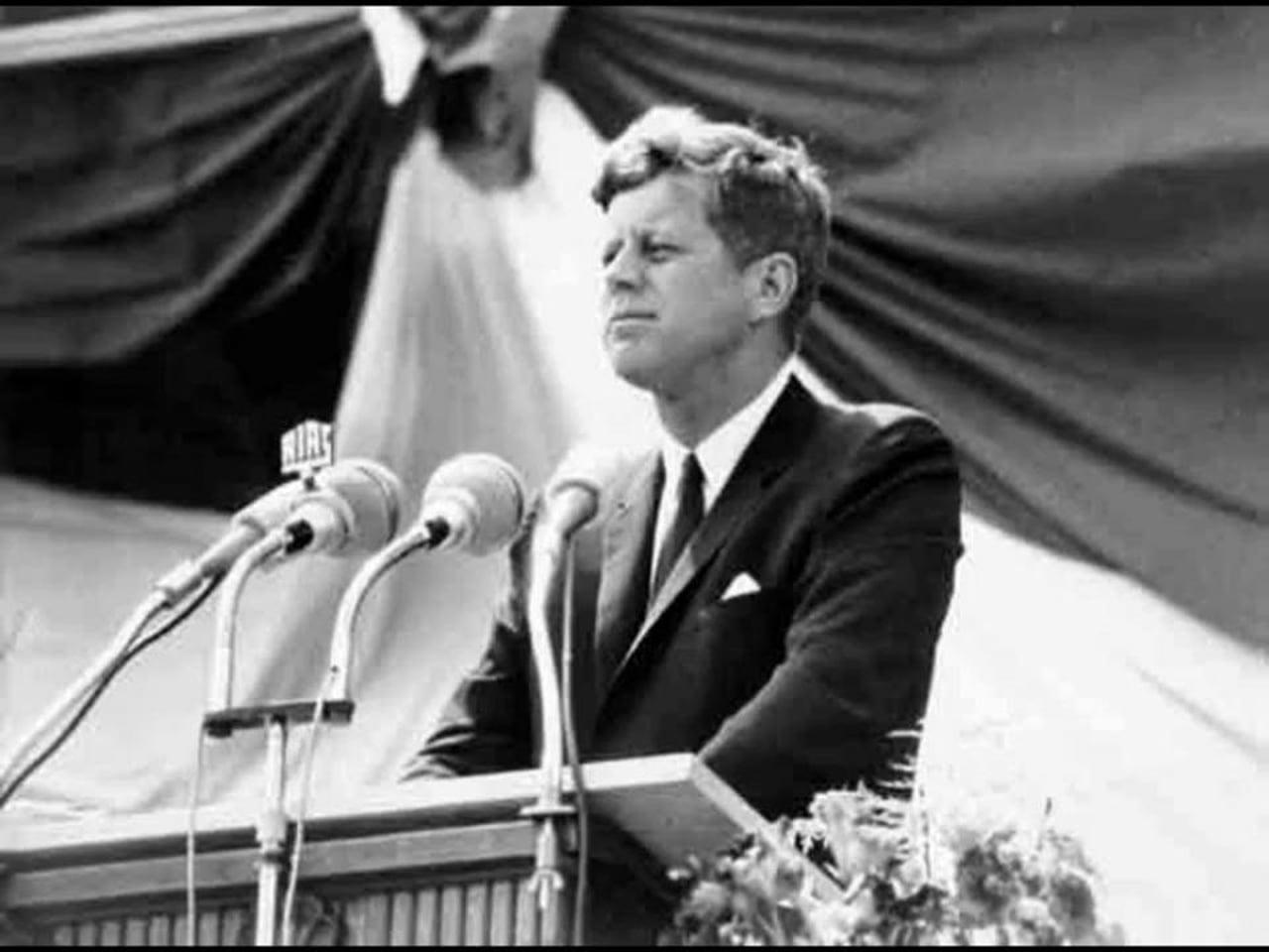jfk inaugural speech thesis