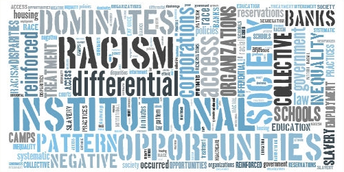 Definitions of Racism, Institutional Racism