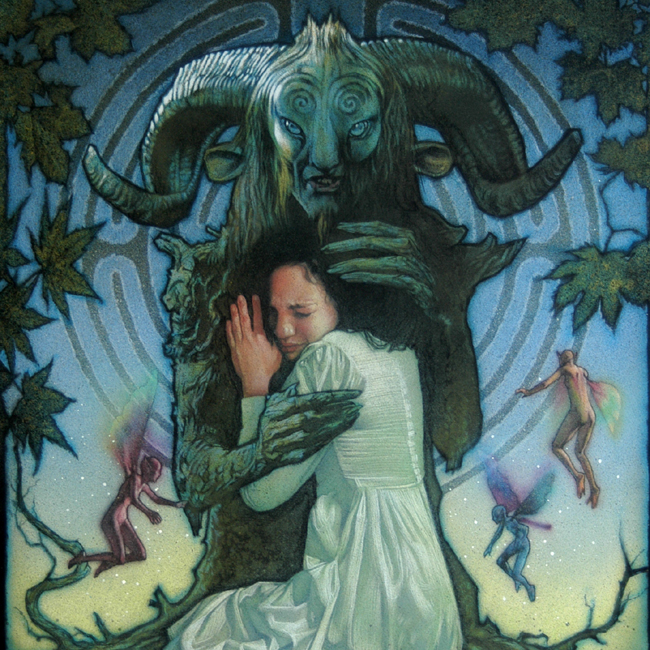 the bible and pans labyrinth He identified the god of the bible as a type of trickster: it is also interesting that there are movies such as pan's labyrinth that show pan presiding over an.