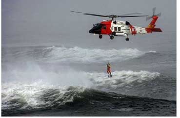 Coast Guard Rescue Swimmer By Camden Raynor on emaze