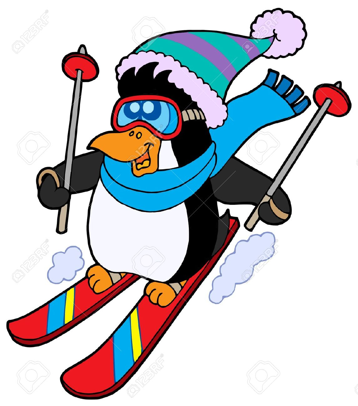 Showing post & media for Free ski cartoons   www.cartoonsmix.com