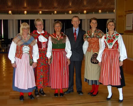 Xmas Traditions Swedish Traditional Clothing