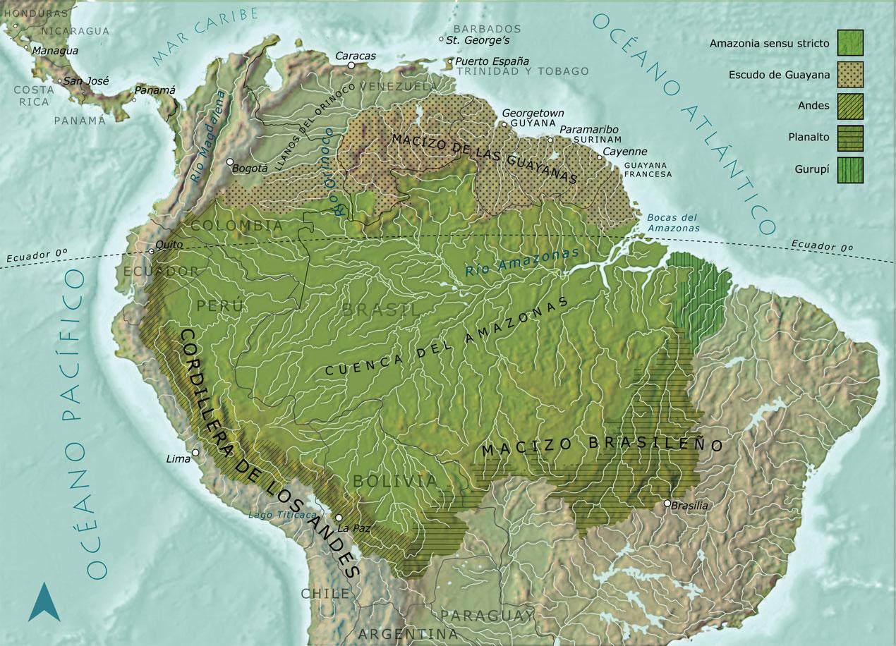 Река амазонка картинки на карте квартире