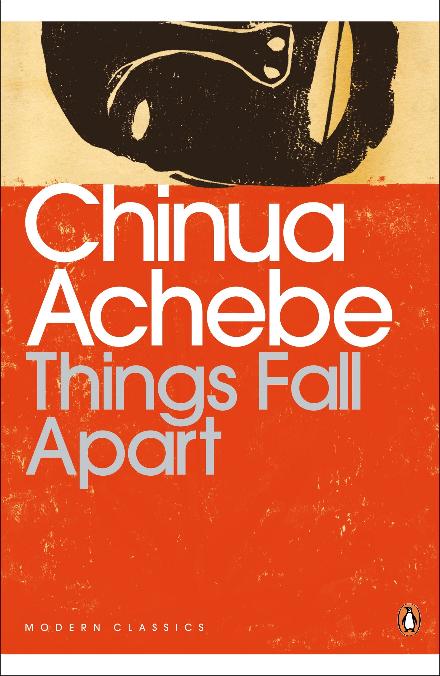 The book things fall apart by chinua achebe?