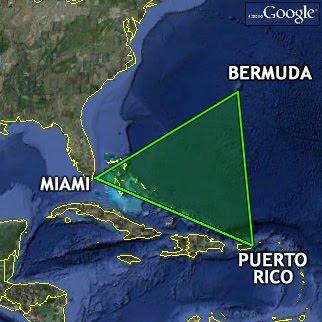 Bermud De Triangle Les L'enigma Del SpzMUV
