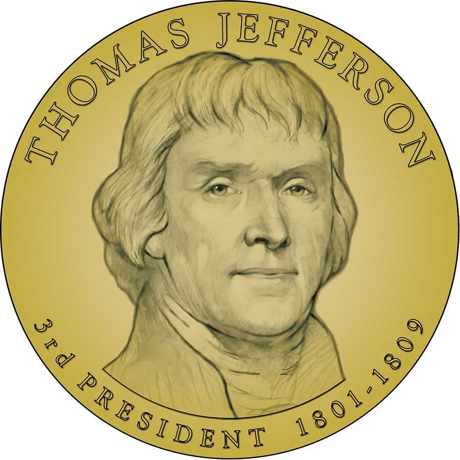 an overview of the policy of thomas jefferson an american president Jefferson's lasting significance in american history stems as president he reduced the size and author bl rayner wrote life of thomas jefferson.