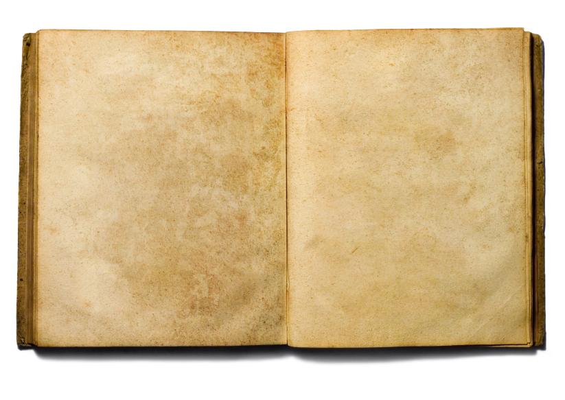 Страница старой книги картинка