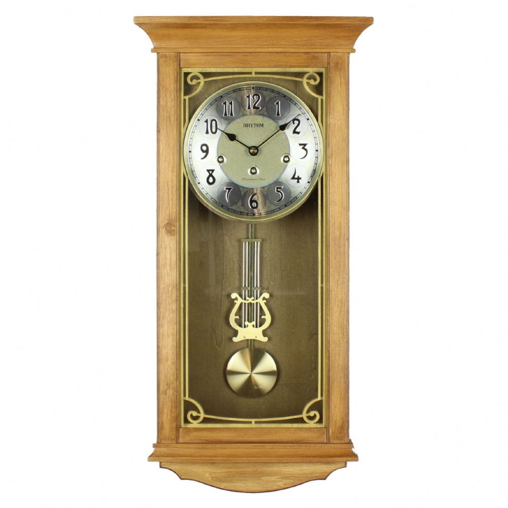 who invented wall clock image collections