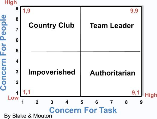 a description of the managerial grid as a graphical representation of leadership styles developed by You just clipped your first slide clipping is a handy way to collect important slides you want to go back to later now customize the name of a clipboard to store your clips.